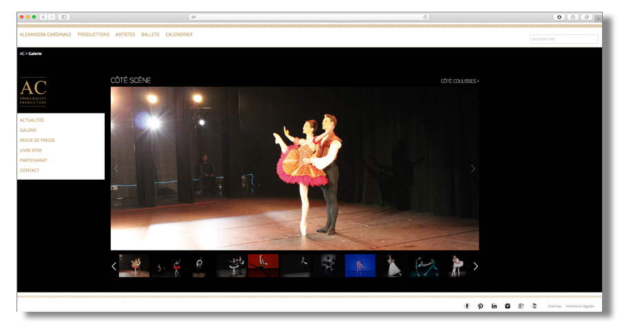 AC Opéra Ballet Production