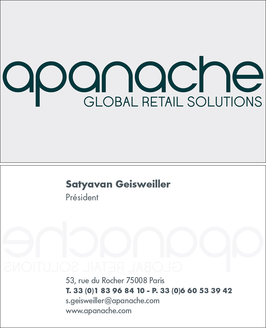 Agence Apanache Global Retail Solutions
