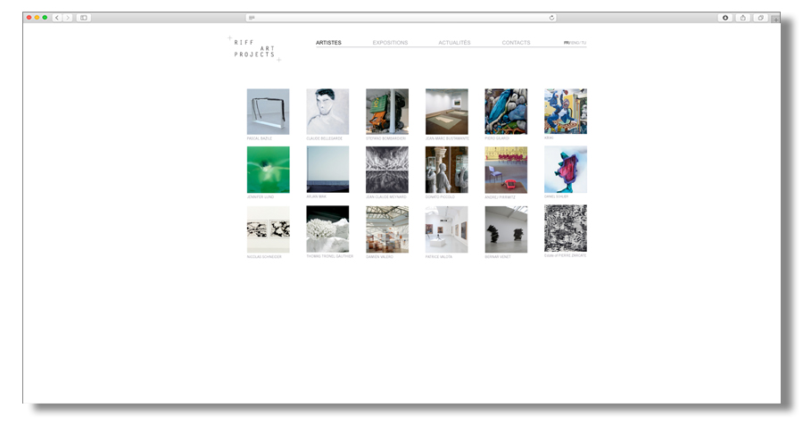 Galerie Riff Art Projects Paris Istanbul