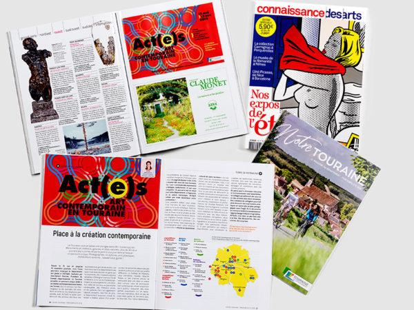 ACT(E)S - Parcours d'art contemporain en Touraine