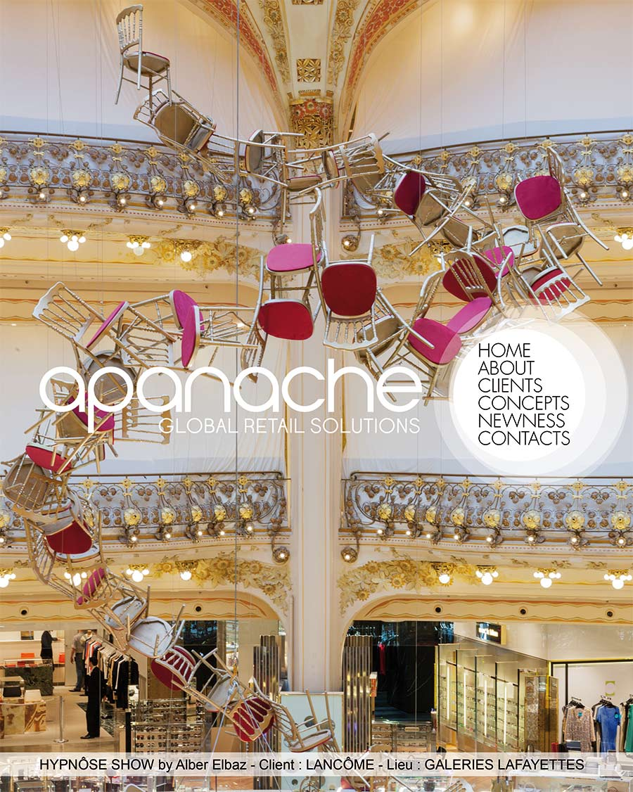 Apanache Global Retail Solutions