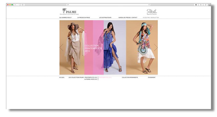 Atoll Palme Paris Vêtements bijoux accessoires