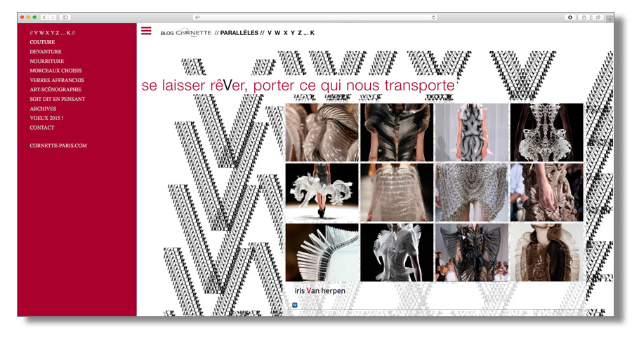 Agence Cornette Paris Blog Parallèles