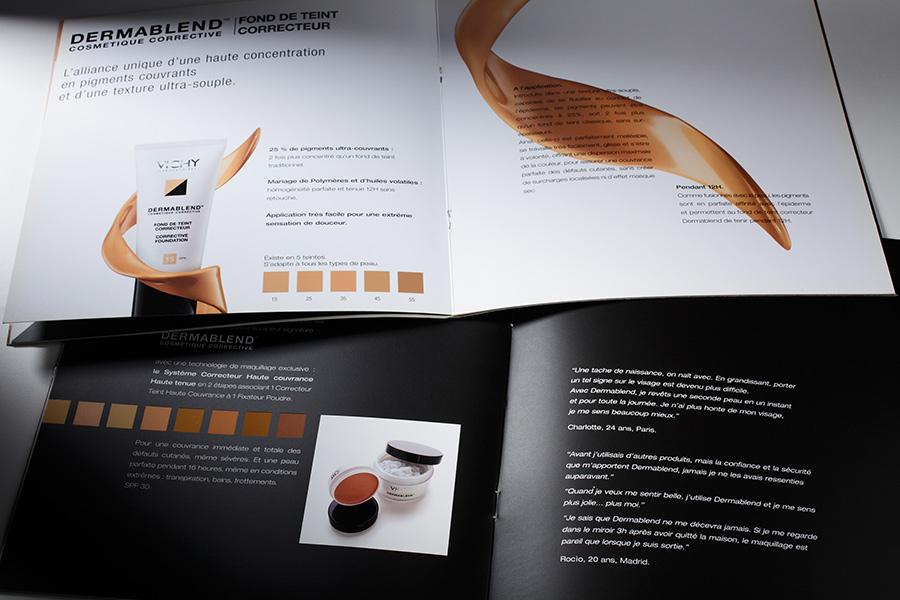 L'Oréal Cosmétique Active Vichy Dermablend