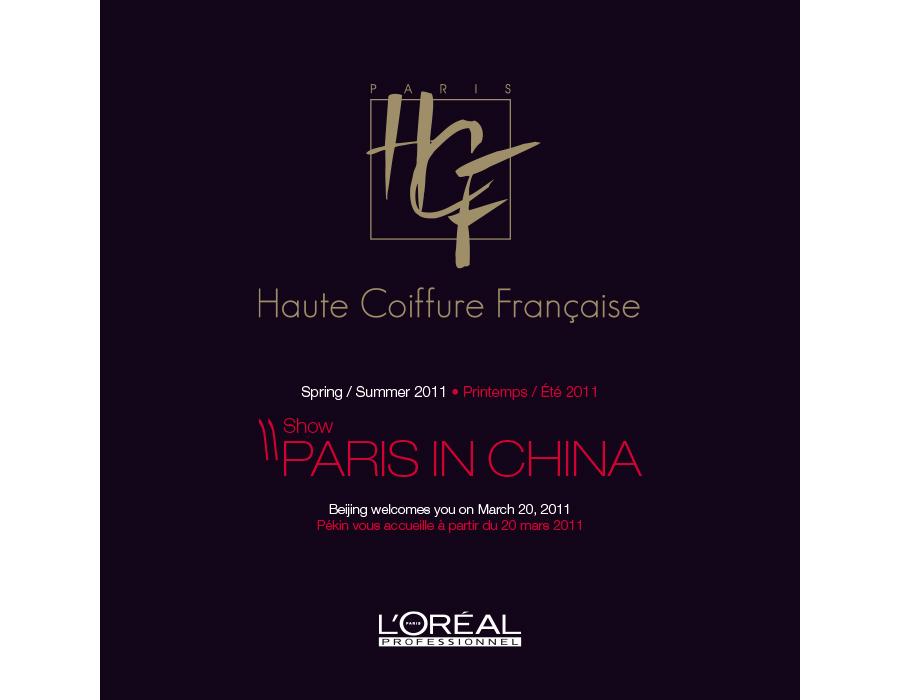 L'Oréal Haute Coiffure Française