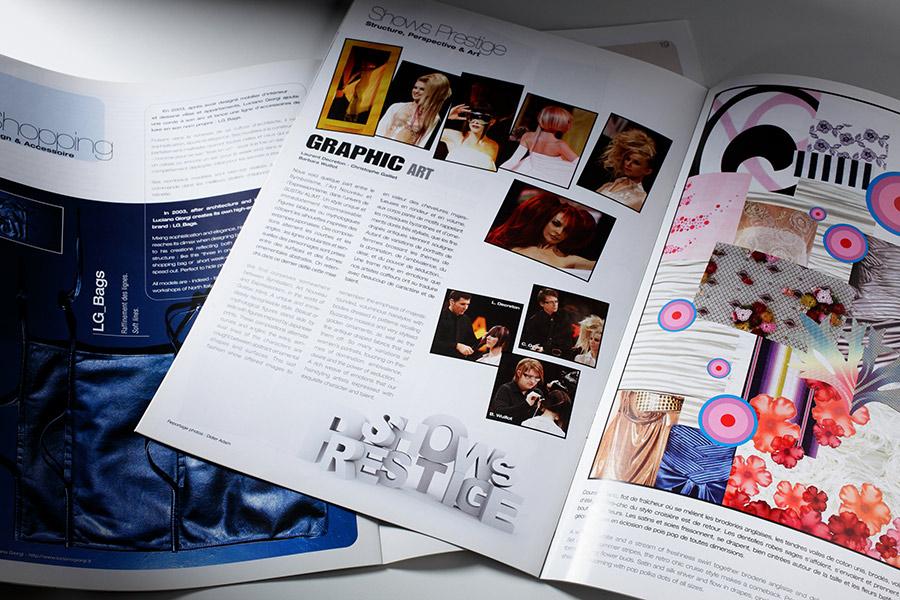 L'Oréal Haute Coiffure Française Magazine