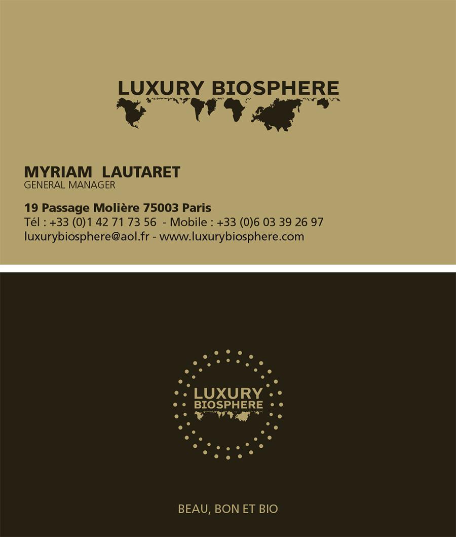 LUXURY BIOSPHERE