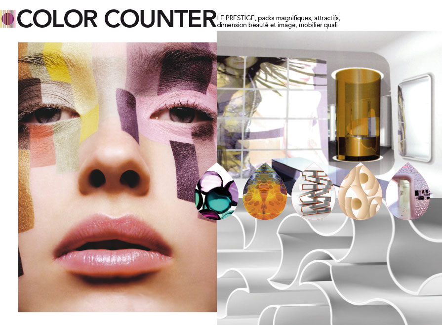 Schwarzkopf Professional Color Counter