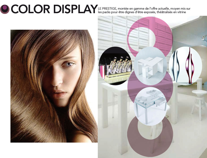 Schwarzkopf Professional Color Display