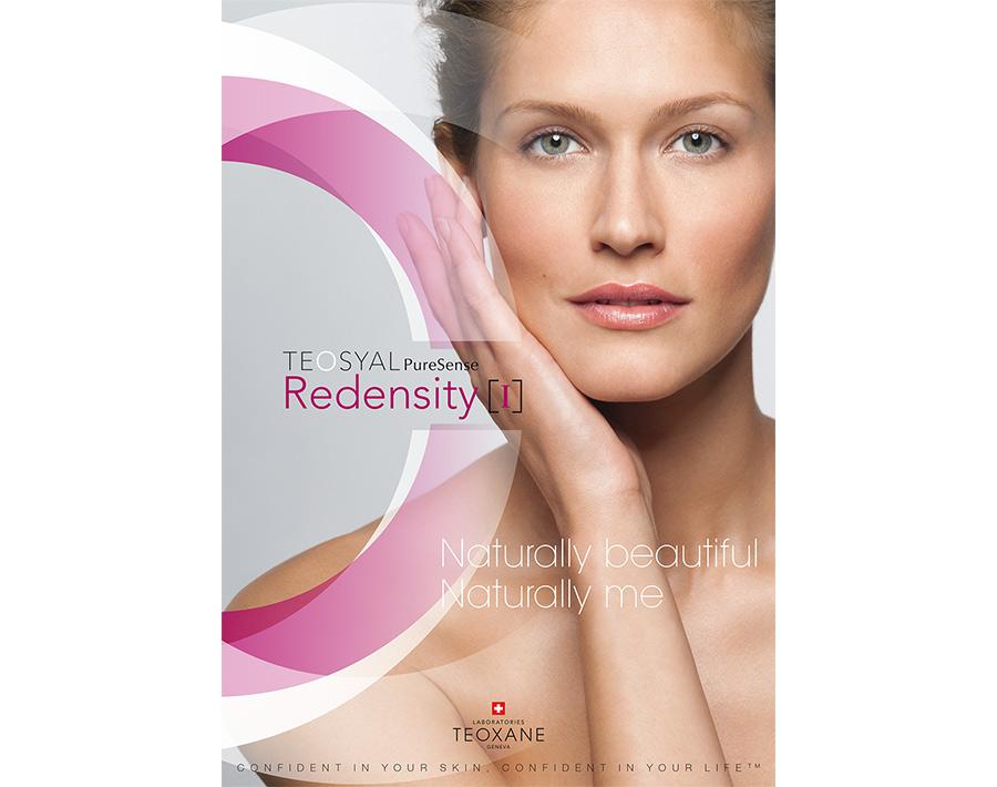 TEOXANE Cosmeceuticals Redensity