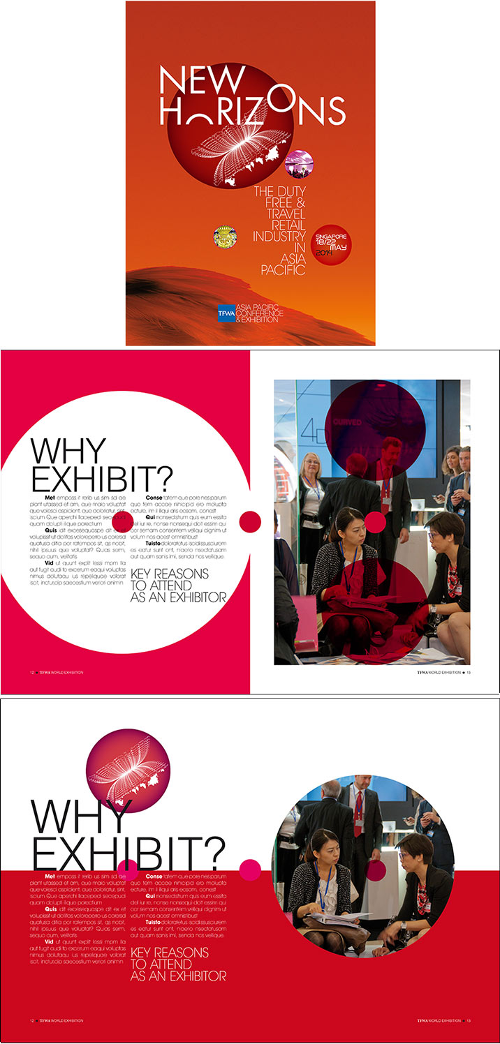 TFWA WORLD EXHIBITION Palais des Festivals Catalogue
