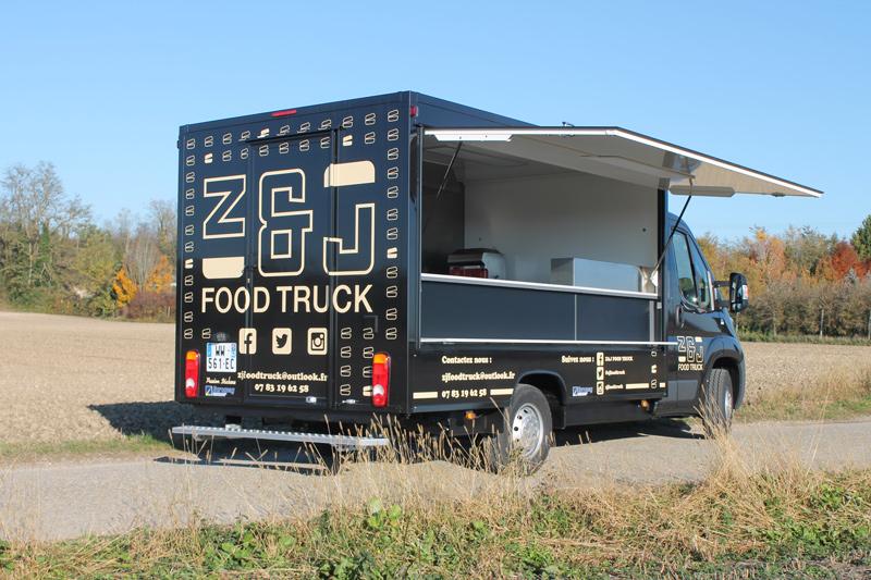 ZetJ FoodTruck