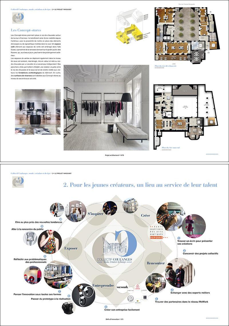 Collectif Coulanges Mode Création et Design
