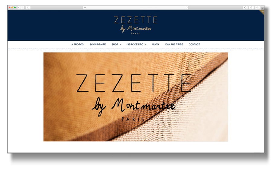 Zezette by Montmartre