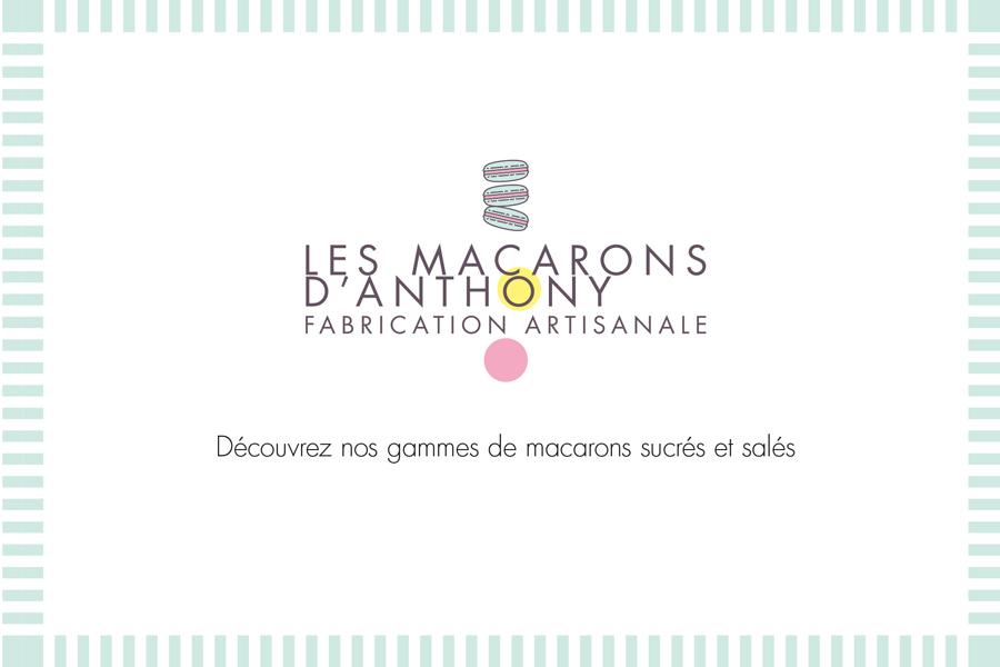 Les Macarons d'Anthony Fabrication Artisanale